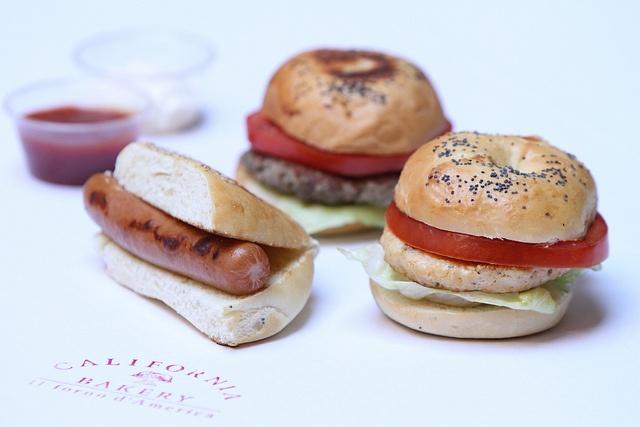 Three Little Piggies, burger tasting for little gourmands