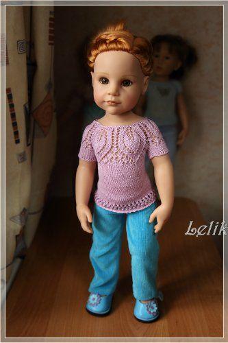Новые наряды для Gotz / Одежда и обувь для кукол - своими руками и не только / Бэйбики. Куклы фото. Одежда для кукол