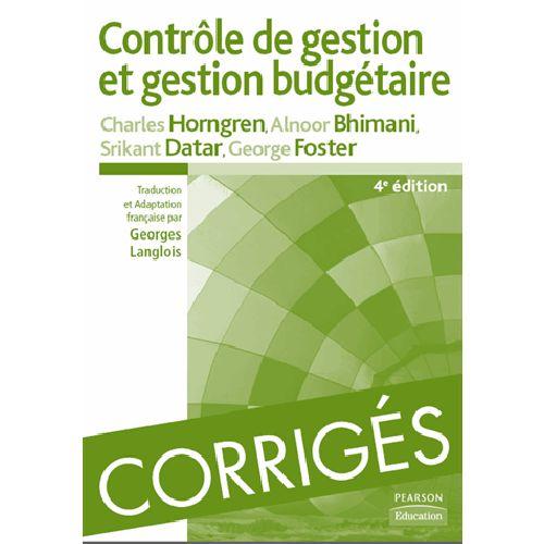 Incontournable, l'ouvrage de Charles Horngren est le standard international pour l'enseignement de la comptabilité et du contrôle de gestion. Dans cette 4e édition, toujours en deux couleurs, les exemples ont été renouvelés et actualisés pour expliciter...