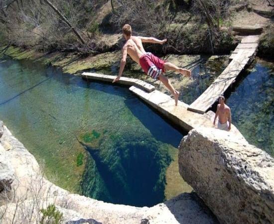 Poço de Jericó: O mais radical e mortal local de mergulho do mundo!