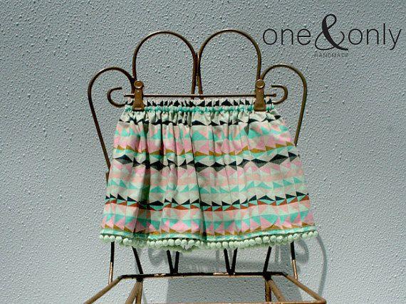 Pom-pom Skirt - Small (3-5 yrs)