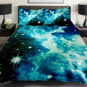 Galaxy Bedding Set Queen