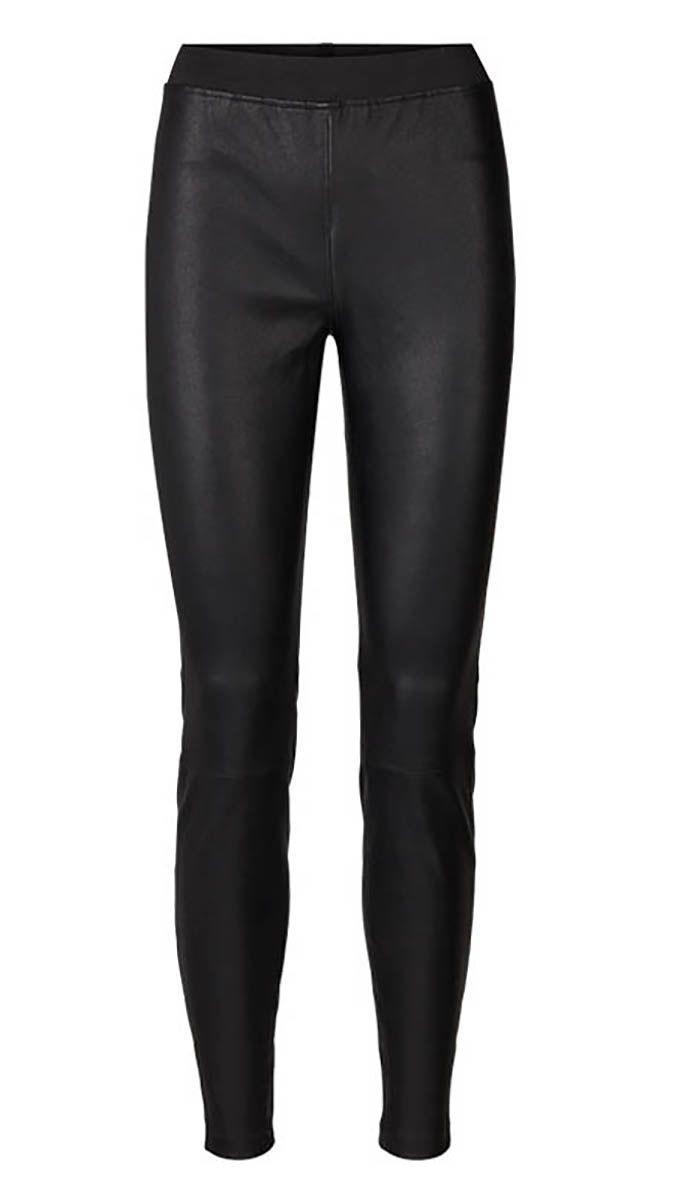 SALLY læder leggings Lollys Laundry | Shop Serafine.dk