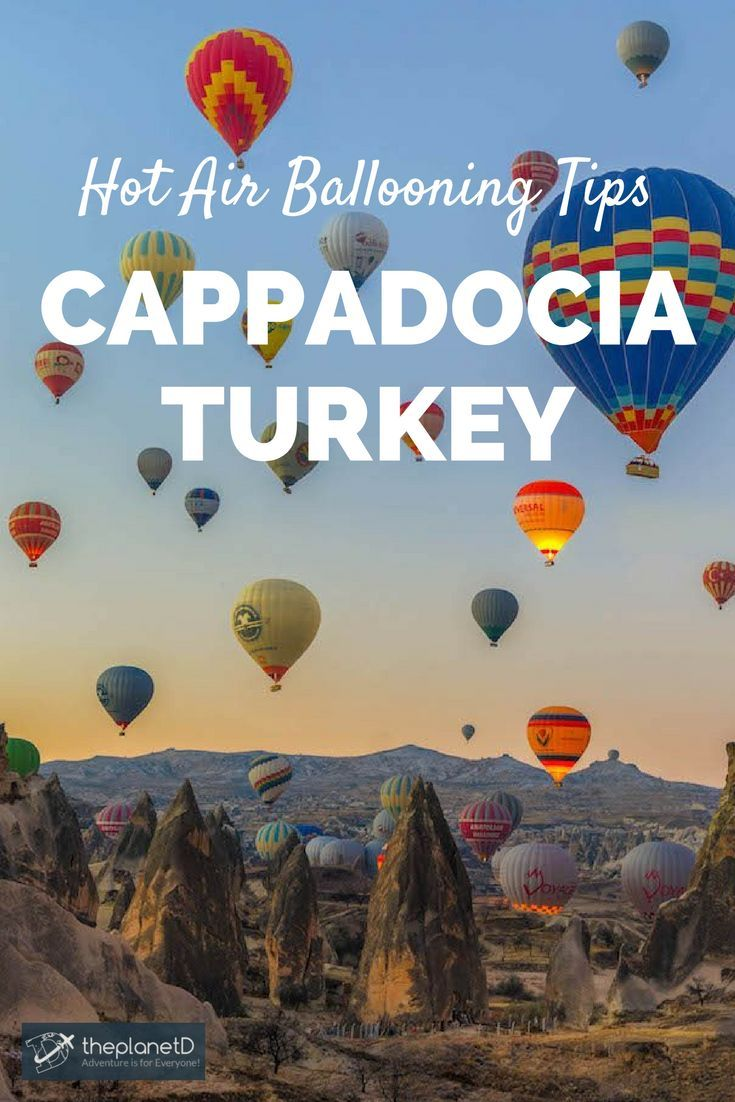 Practical tips for choosing the best hot air ballooning tour in Cappadocia, Turkey... Not all flights are created equal! | Blog by The Planet D: Canada's Adventure Travel Couple: