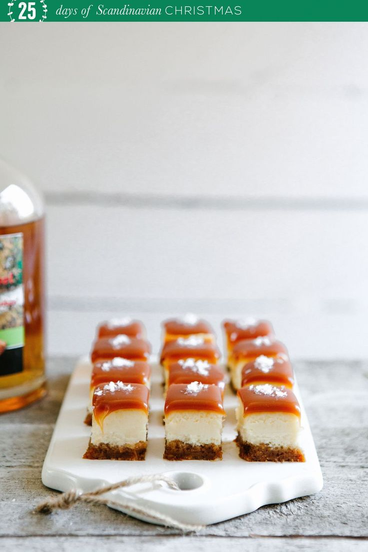 made by mary - En estetisk matblogg! // butter caramel, cinnamon & whiskey cheesecake