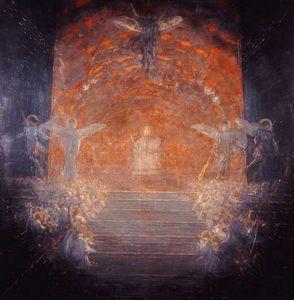 Voici l Epoux céleste Cometh - (Nikolaos Gyzis)
