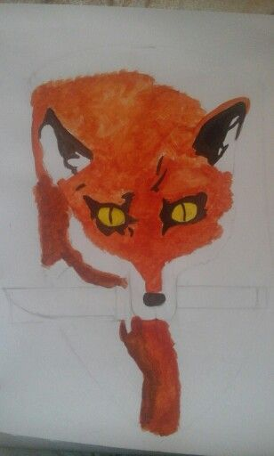 Fox Hound, not finished yet