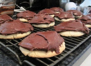 Maryland berger cookie recipe