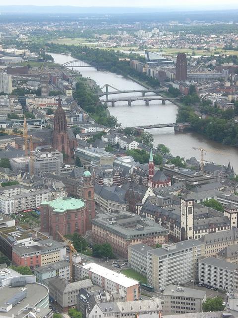 Frankfurt on main 06.2010