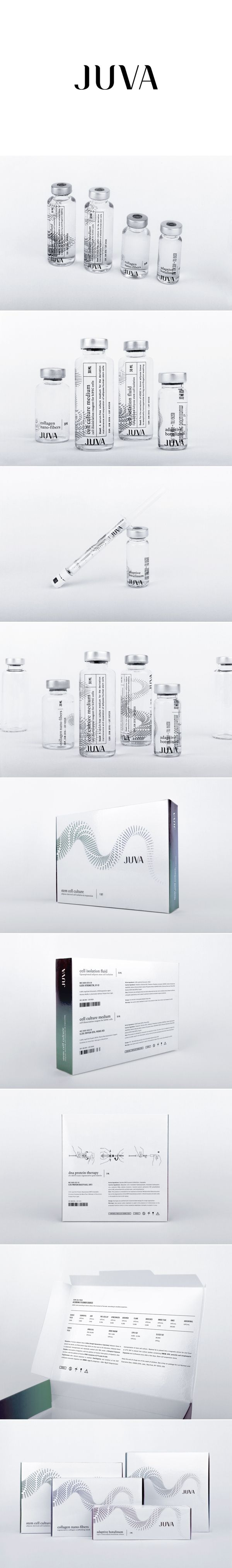 JUVA Pharmaceutical - Packaging Concepts
