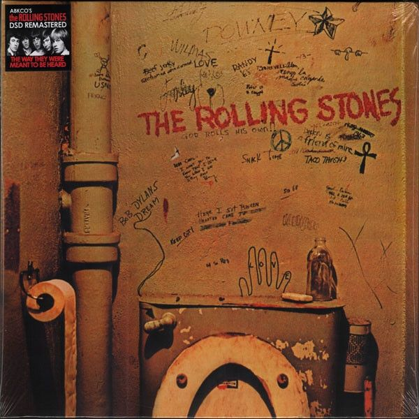 The Rolling Stones' seventh studio album is a classic blues-rock album that defined their style. The legendary Stones at the top of their game! 2003 remastered UK reissue in gatefold sleeve. Descripti