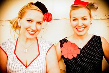 Gladys and Maybelle, Performing at the Slaute to Memphis Music
