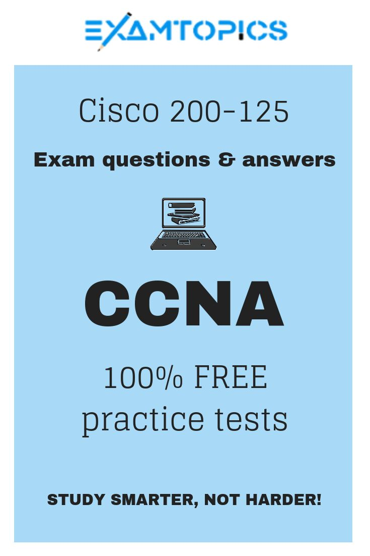 CCNA Cisco Certified Network Associate