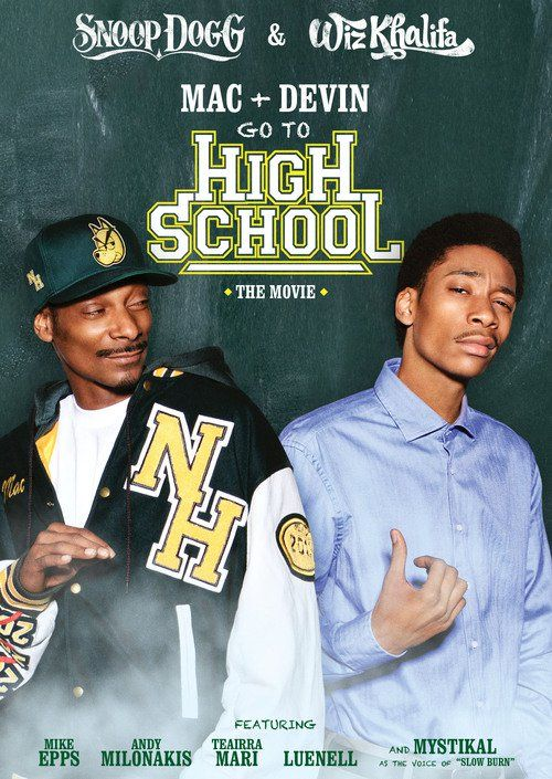 Mac & Devin Go to High School 2012 full Movie HD Free Download DVDrip