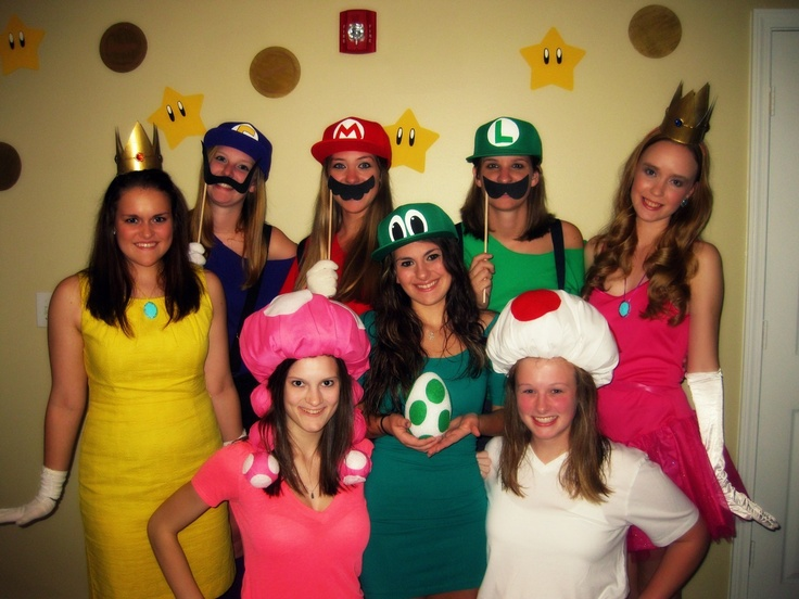 1000 images about best friend costumes on pinterest for Group pics ideas