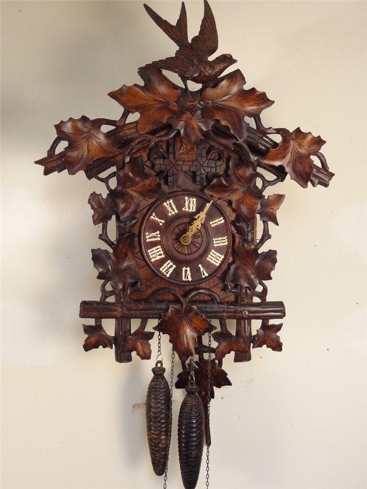 Best 25 cuckoo clocks ideas on pinterest coo coo clock modern cuckoo clocks and rustic - Modern coo coo clock ...