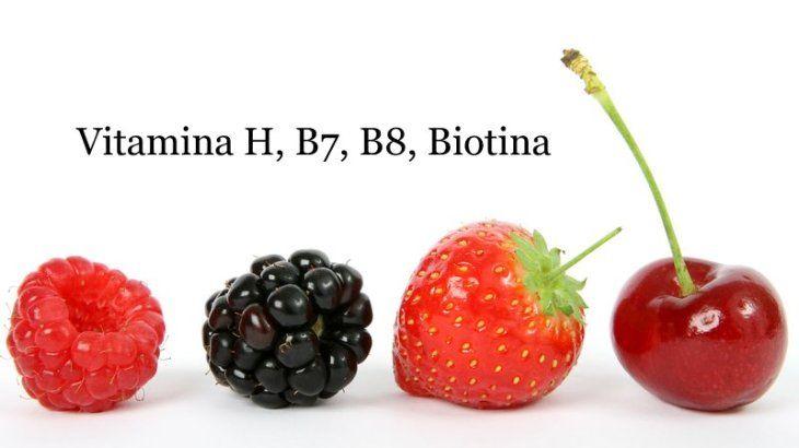 Vitamina H, Biotina, Vitamina B8, Vitamina B7