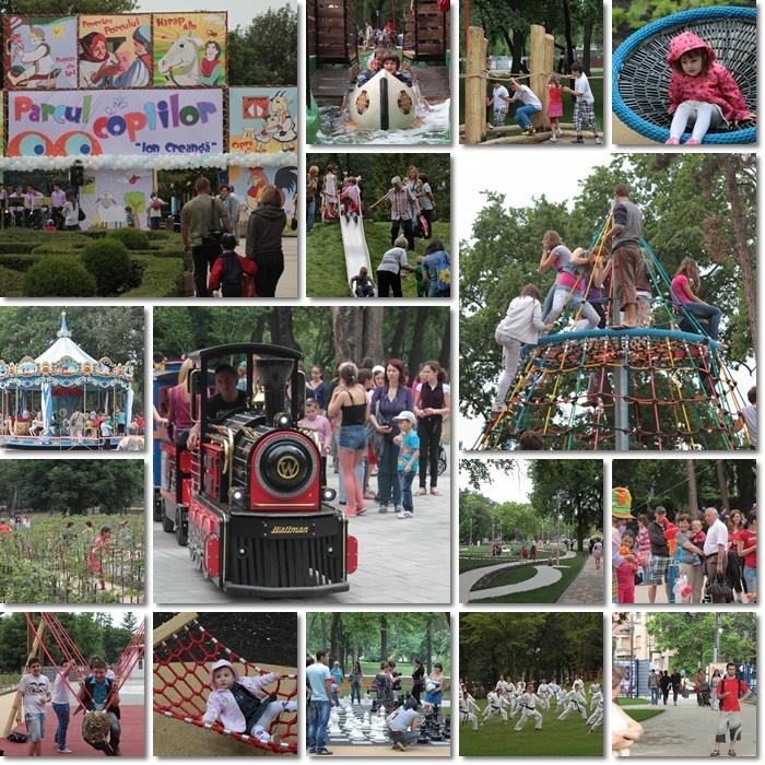 "Parcul Copiilor ""Ion Creanga"" - Timisoara ~ Proiectare realizata de catre Coralya"