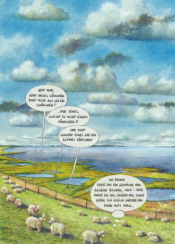 Kultur-MARUNDE | Cartoons & Illustrationen von Wolf-Rüdiger…