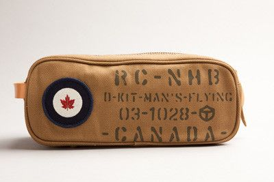Royal Canadian Airforce Dopp Kit