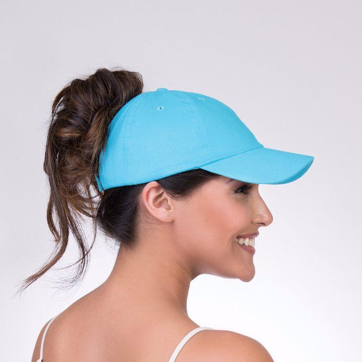 Easy Breezy Ponytail Baseball Cap Logos The O Jays