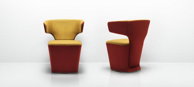 Allermuir Bison Lounge Chair Business Furniture