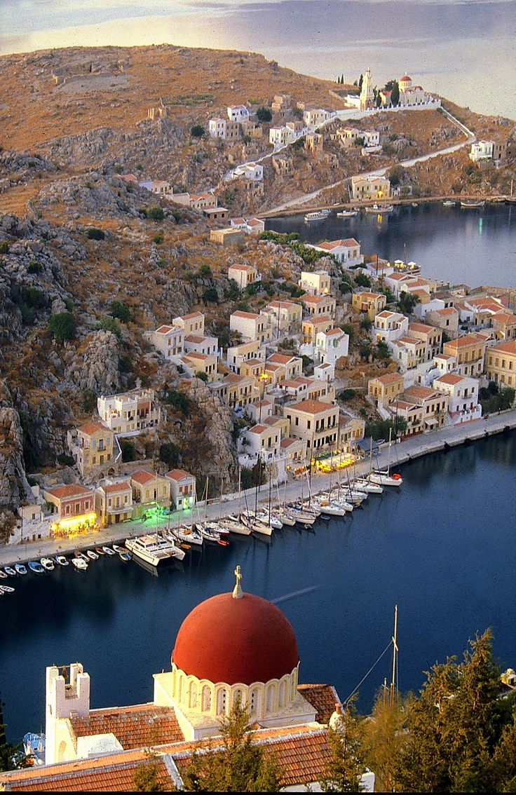 Symi Greece by Lazaros Orfanidis on 500px