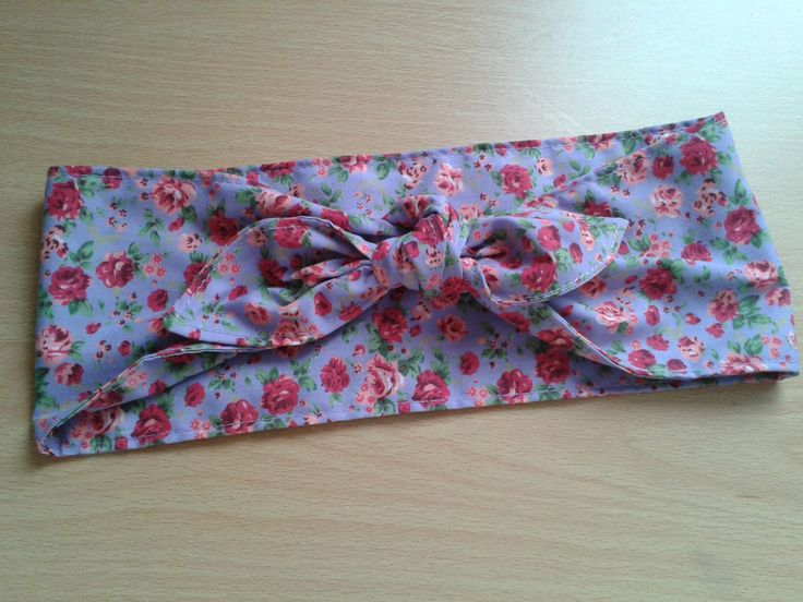 woman's headscarf , neck scarf , rockabilly retro pin up by redrosehandmade on Etsy