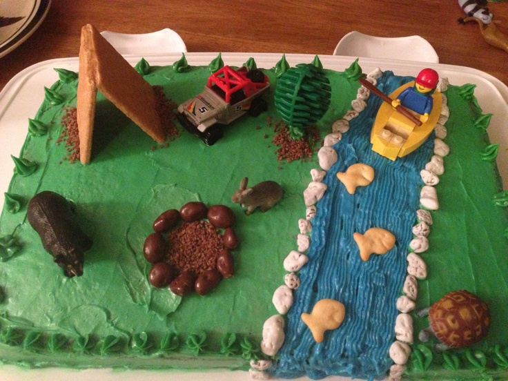 17 Best Images About Cub Scout Cake Ideas On Pinterest
