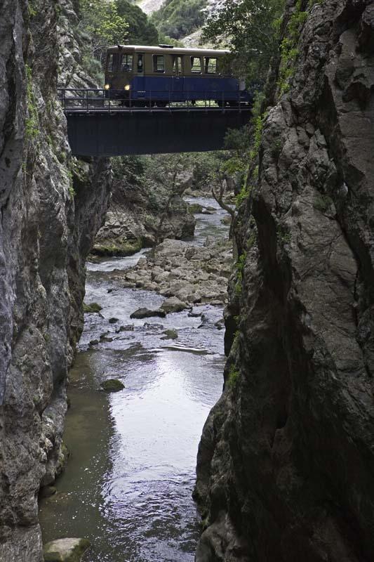 Odontotos rack railway - Kalavryta - Greece #outdoorsgr - nostalgia