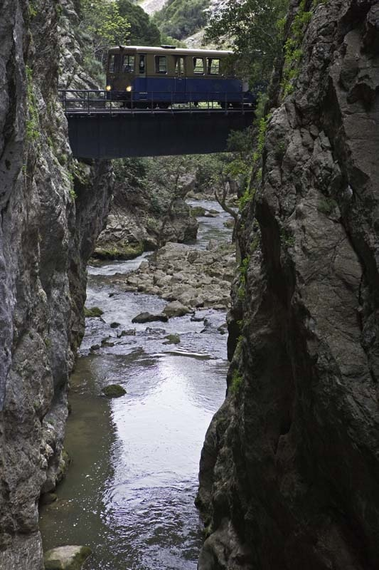 Odontotos rack railway - Kalavryta - Greece #outdoorsgr