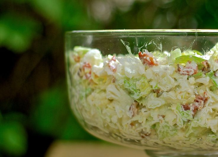 Tequilaberry's Salad | ChinDeep. Replace sugar for liw carb!