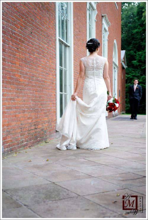 Gore place waltham wedding dress
