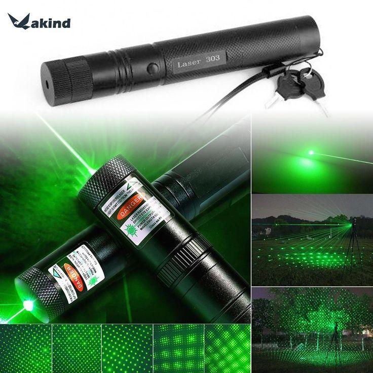 500m to 10000m 532nm Green Hanging Laser Pointer Pen 303 Laser Flashlight Visible Beam Light High Quality #women, #men, #hats, #watches, #belts, #fashion