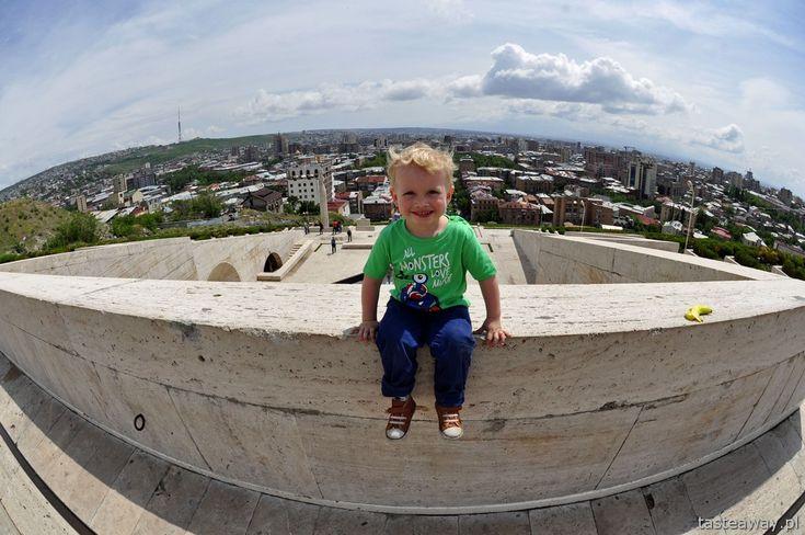 Jak wyobrażasz sobie stolicę Armenii? Erywań i pierwsze wrażenia