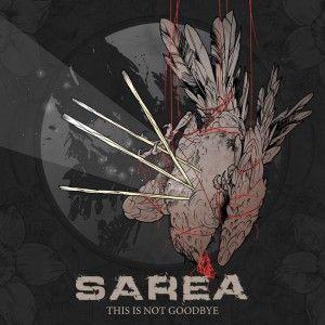 SAREA – This is Not Goodbye | album cover dead bird. Design by Wibke Loh, Sweden