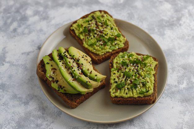 Resep Sarapan Diet Berbagai Sumber Di 2020 Avocado Toast Resep Makanan Sarapan Sehat
