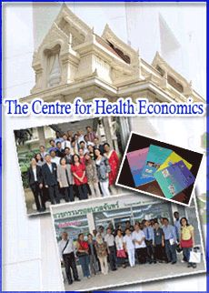 The Centre For Health Economics (CHE) | Faculty of Economics, Chulalongkorn University