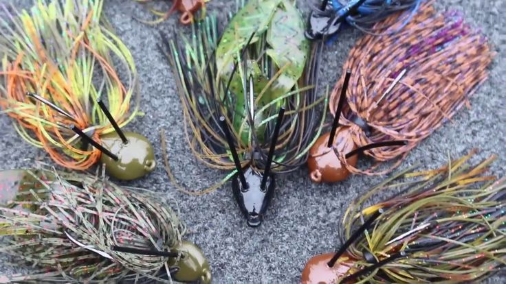 Fishing UK - Are These Jigs For Real?? Bass Fishing Jig Giveaway