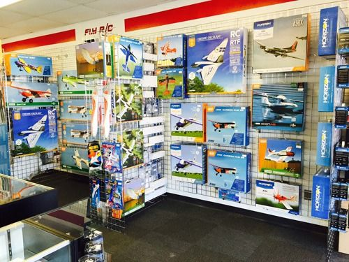Remote Control Hobbies Houston South in Texas is your local RC Hobby Shop