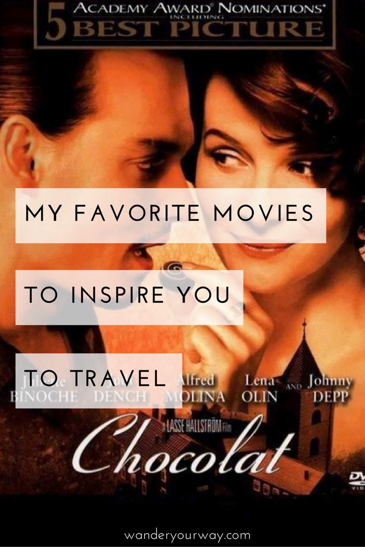 My Favorite Movies To Inspire You To Travel Wander Your Way Love Movie Favorite Movies Movies