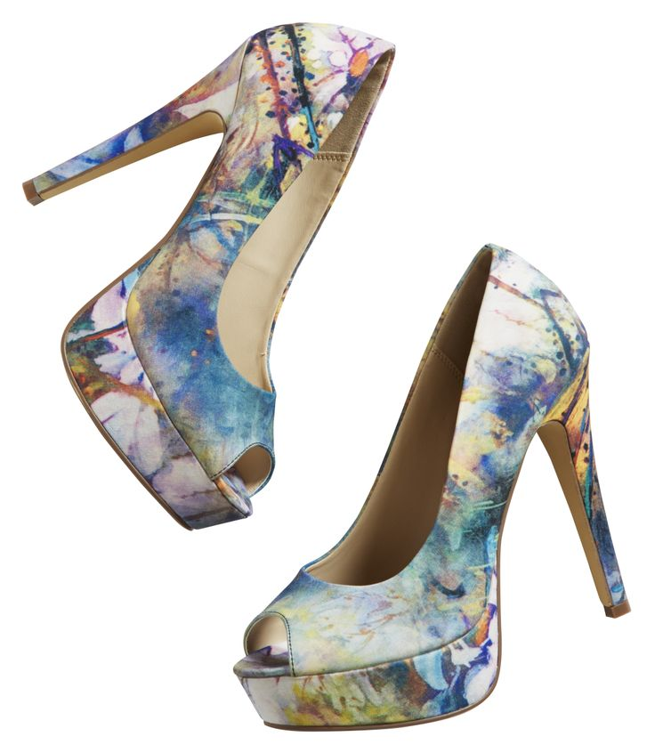 Shoes from Novo #floralgrunge @Westfield New Zealand