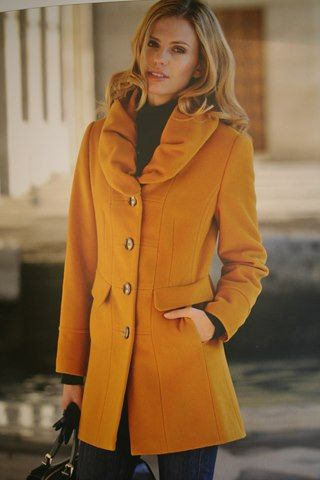 Stylish Barbara Lebek Coat from our winter collection ...
