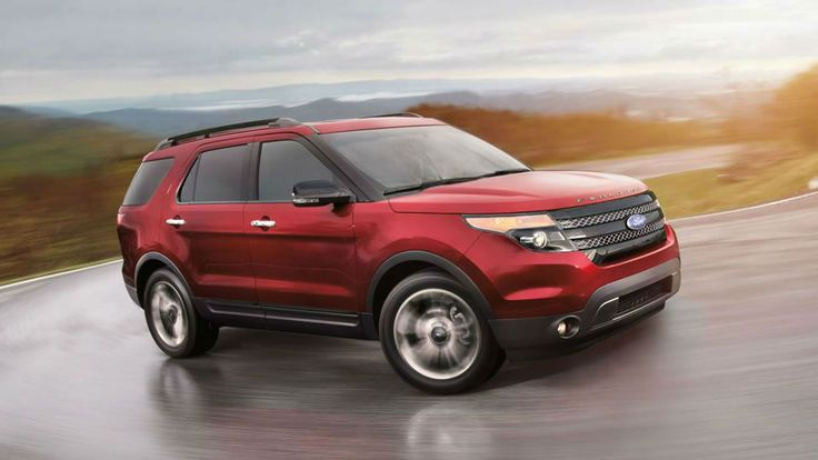 2014 Ford Explorer Sport AED