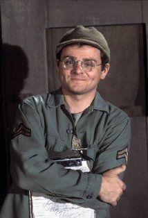 Cpl. Walter 'Radar' O'Reilly. Gary Burghoff
