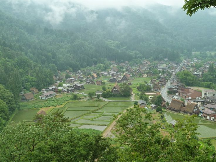 Fairytale Village: Shirakawa-go