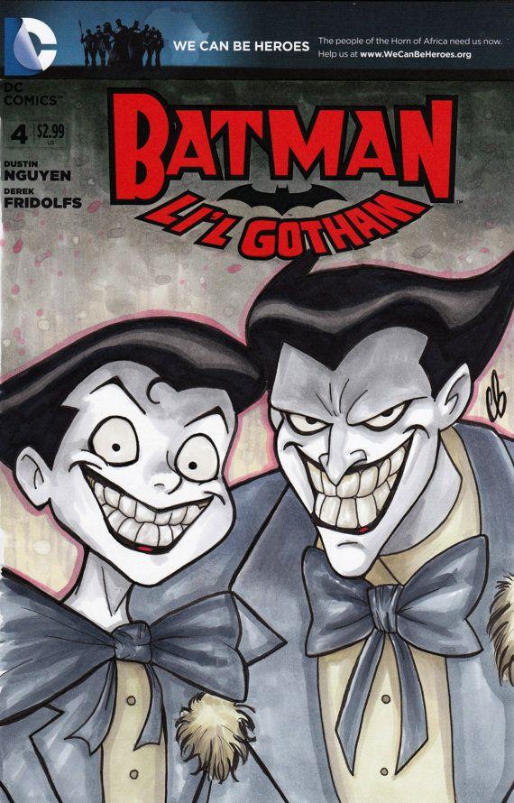Joker Robin Tim Drake Batman Beyond Return of by BigChrisGallery