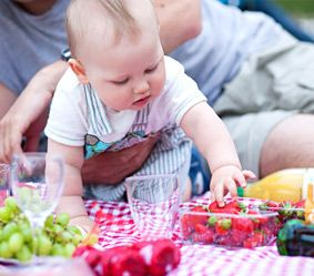 Harmonious mealtimes: developing good eating routines | Forbaby.co.nz