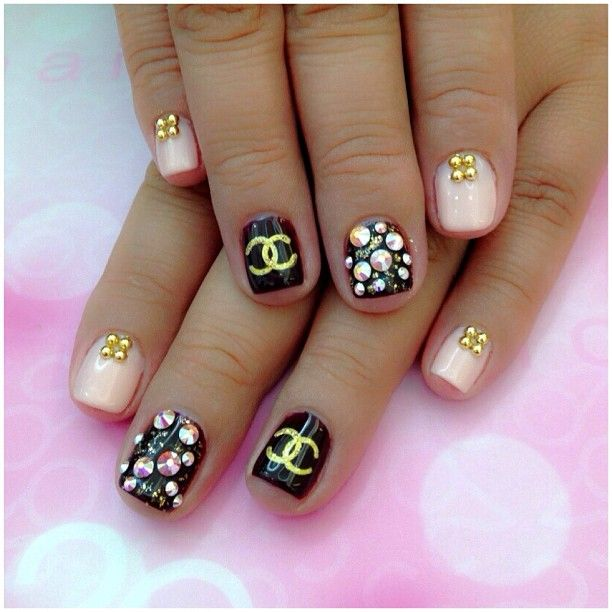 202 best Uñas images on Pinterest | Nail design, Cute nails and ...