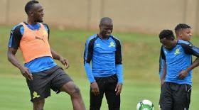 Sport News:Usain Bolt Trains With South African Football Club http://ift.tt/2FtgREr